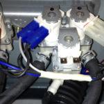 Процесс ремонта стиральной машины